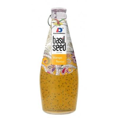"""Basil Seed """"Пряное Манго"""" 0.29 л"""
