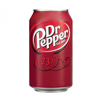 Dr. Pepper Original 0.355 л