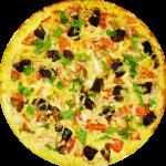 Пятерка новых пицц