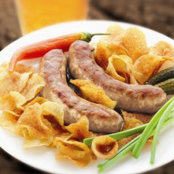 Баварские колбаски 200 гр