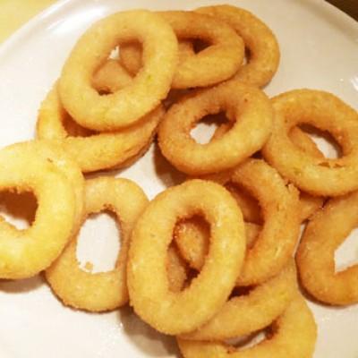 Луковые кольца 200 гр