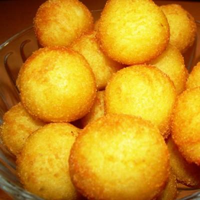 Картофельные шарики 200 гр
