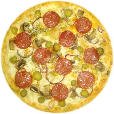 Спайси пицца